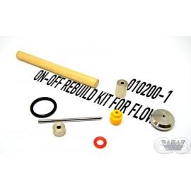 Flow Insta 2 pneumatic valve rebuild kit