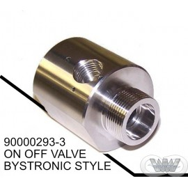 ON-OFF VALVE BODY BYSTRONIC STYLE