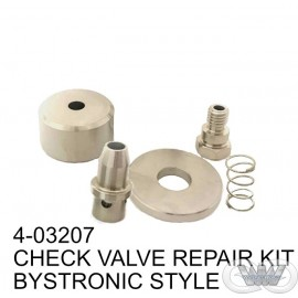 CHECK VALVE REPAIR KIT BYSTRONIC STYLE