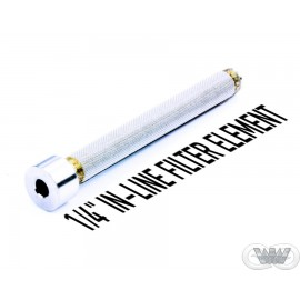 """1/4""""   UHP INLINE FILTER ELEMENT"""