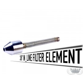 "3/8"" IN-LINE FILTER ELEMENT"
