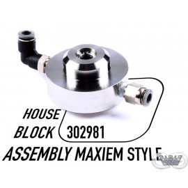 HOUSE BLOCK ASSEMBLY  - MAXIEM STYLE