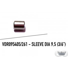 "SLEEVE DIAMETER 9,5 (3/8"")"