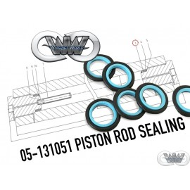 05-131051 PISTON ROD SEAL FOR UHDE