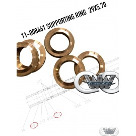 11-008461 SUPPORTING RING FOR PISTON SEALS UHDE