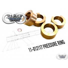 11-012117 PRESSURE RING FOR UHDE PISTON SEAL PACK