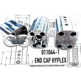 011044-1 END CAP FOR FLOW HYPLEX HYBRID