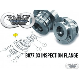 B077.03 INSPECTION FLANGE FOR CMS