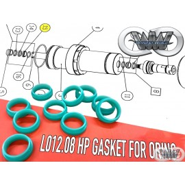 L012.08 HP GASKET FOR ORING
