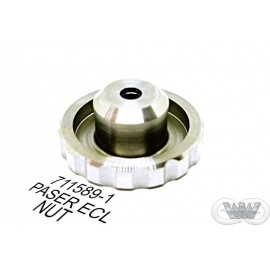 Paser ECL Style Knurled Nut