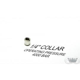 """1/4"""" collar - 4000 bar"""