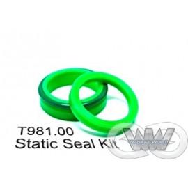 STATIC SEAL KIT CMS TECNOCUT