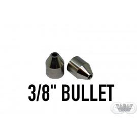 "BULLET 3/8"""