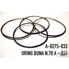 O-RING BUNA 070 A FLOW STYLE DIRECT DRIVE - 033
