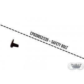 SAFETY BOLT INTERMAC/BFT STYLE