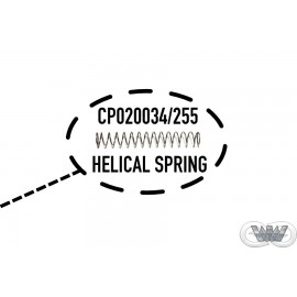 HELICAL SPRING - INTERMAC /BFT STYLE