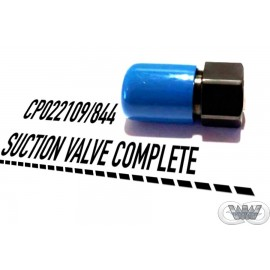 SUCTION VALVE COMPLETE ASSEMBLY