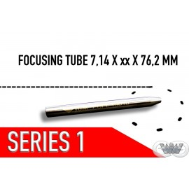 Focusing tube size 7,14x76,2 mm series 1