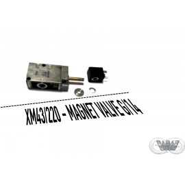 XM43/220 MAGNET VALVE G/14