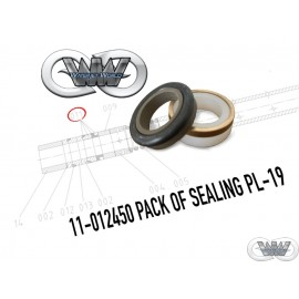 11-012450 SEALING PACK PL 19 FOR UHDE