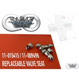 11-015415 REPLACEABLE VALVE SEAT 6000 BAR UHDE