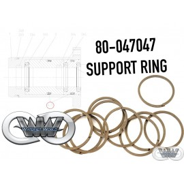 80-047047 SUPPORTING RING OIL SEAL UHDE