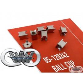 05-120242 BALL CUP FOR UHDE 2500 BAR CHECK VALVE
