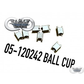 05-120242 BALL CUP FOR UHDE 2500 BAR CHECK VALVE