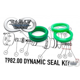 Dynamic Seal kit for Tecnocut