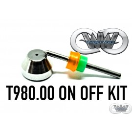 ON-OFF NEEDLE KIT TECNOCUT/ CMS
